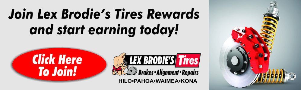 Join Lex Brodie's Tires Rewards